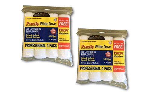 (Pack of 8) Purdy Dove Cover, 9