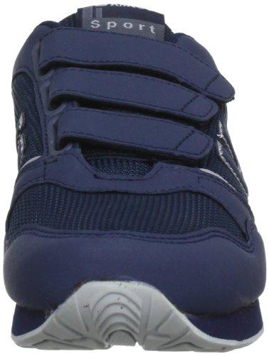 Chaussures à Velcro 000 pied mixte Dunkelnavy course 850 adulte 18280 Bleu de KP Killtec q8XEII
