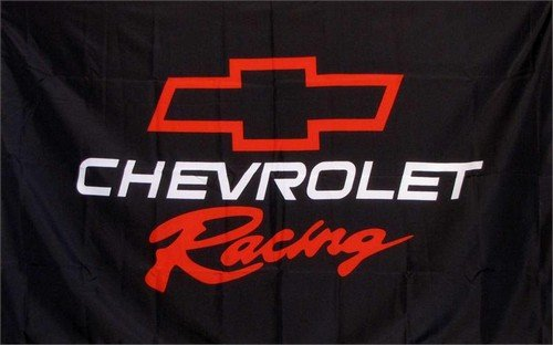 Chevrolet Racing Logo Auto Dealer Banner Flag Sign Accent Printing /& Signs