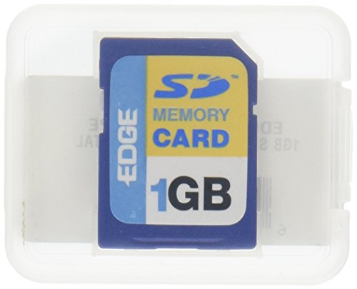 Edge Memory 1GB Flash SD for Standard Flash -