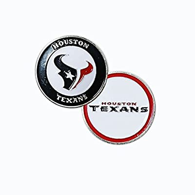 Houston Texans Ball Marker Set