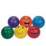 S&S Worldwide Smedley Vinyl Balls (set of 6) For Sale
