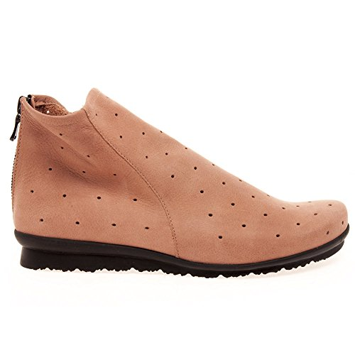 in Perforated Blush Arche Boot Women's Nubuck Ankle 217 Rose Baryks qwx1cXApR