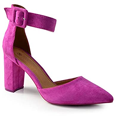 CucuFashion - Zapato fucsia