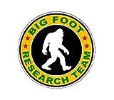 Bigfoot Research Team Decal