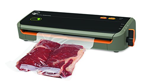 FoodSaver GameSaver Outdoorsman Vacuum Sealing System, Designed for up to 40 Consecutive Seals, GM2050-000