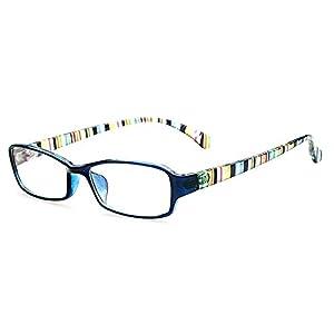 Fantia kids eyeglasses Stripe children eyewear Student glasses age 3-12 (1#)