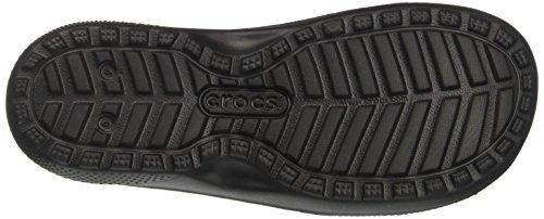 Crocs Unisex Klassiska Slide Sandal Svart