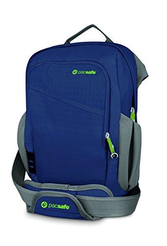 Pacsafe Venturesafe 300 GII Anti-Theft Vertical Travel Bag (One Size , Navy Blue) by Pacsafe