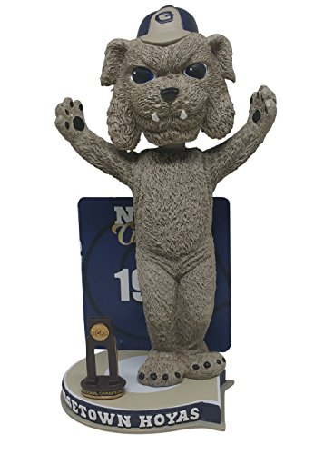 Georgetown Hoyas Georgetown University NCAA Men's Basketball National Championship Series - Numbered to Only 216 Bobblehead (Georgetown Basketball Ncaa Hoyas)