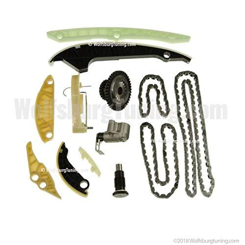 Cars Tuning Turbo (Timing Chain Kit TSI TFSI A3 A4 A5 A6 Q3 Q5 TT CC EOS GTI Jetta 2.0T)