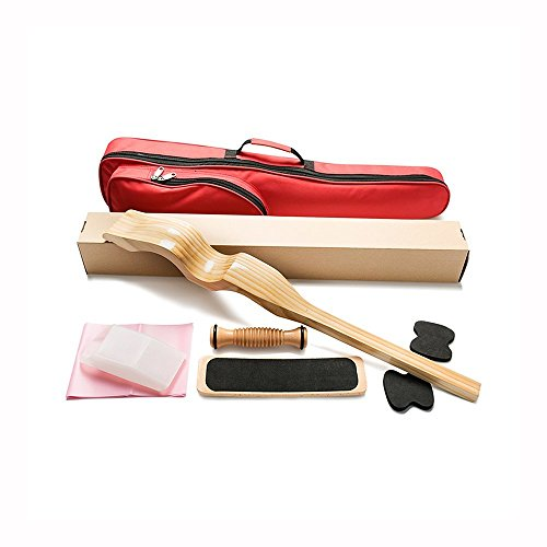 Ullk Ballet Foot Stretcher Ressure Shape Shaping Wooden 8 Piece Set