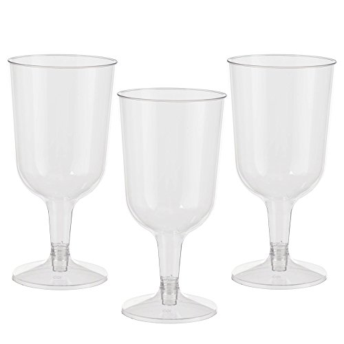 6 oz. Clear Wine Cup (20)