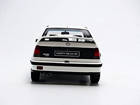 Otto Mobile ot174 - Opel Kadett GSI 2.0L 16 V - 1987 - Escala 1/18 - Color blanco: Amazon.es: Juguetes y juegos