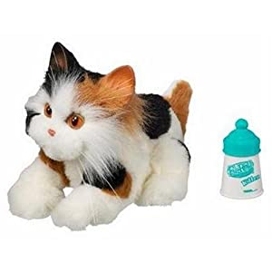 Amazon Com Furreal Friends Kitten Calico Toys Amp Games