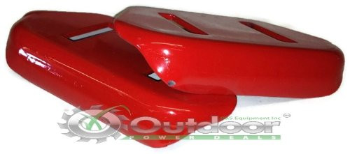 Replacement for Toro 3521 421 521 Snowblower Skid Shoe set of Two 40-8060-01