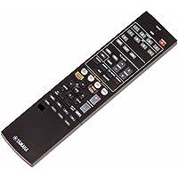 OEM Yamaha Remote Control: RXV377, RX-V377, RXV377BL, RX-V377BL, YHT4910U, YHT-4910U