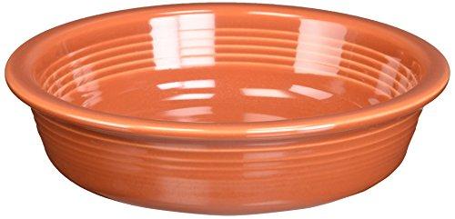 Fiesta 19-Ounce Medium Bowl, Paprika (Homer Laughlin Fiestaware Rose)