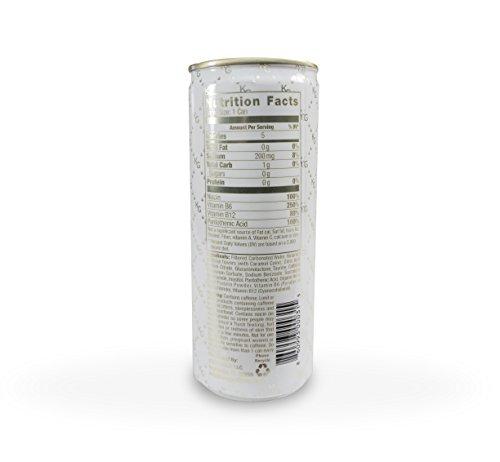 417q bR6MeL - Kona Gold Hemp Infused Sugar Free Energy Drink 12.0 Fluid Ounces, 12 Pack