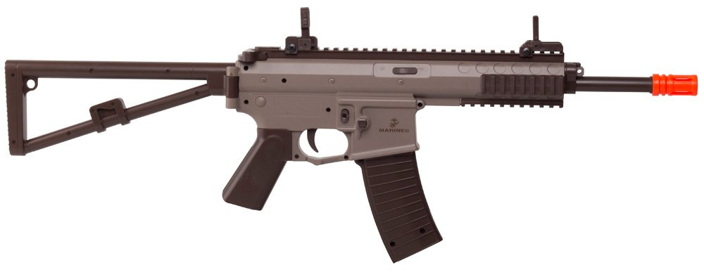 Marines Airsoft SR01 Spring-Powered Rifle