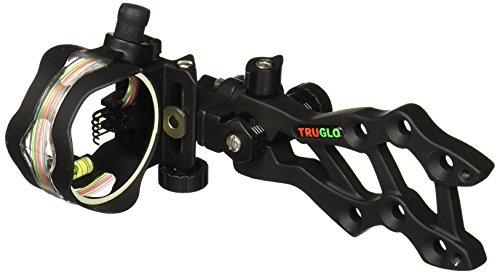 Hunter Micro Sight - TRUGLO Rival Hunter 5-Pin Micro DDP Black