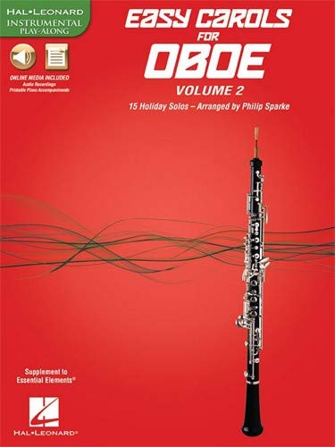 (Easy Carols for Oboe, Vol. 2: 15 Holiday Solos)