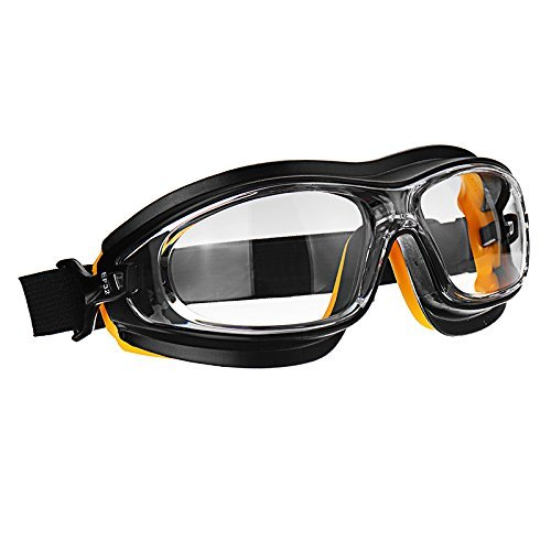 Yingte Safety Goggles, Dust Wind Shock Resistant Chemical Acid Spray Paint Splash Protection Glasses