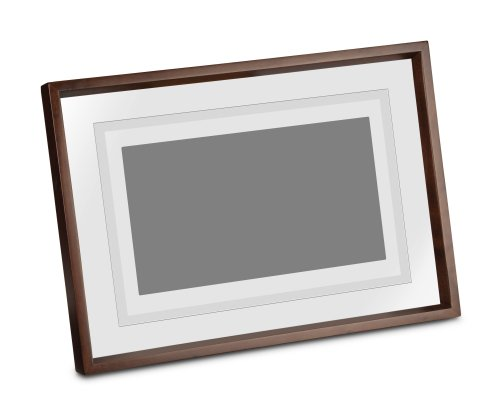- Kodak 8-Inch Digital Frame Shadow Box Faceplate for M and W Series Frames (Espresso)