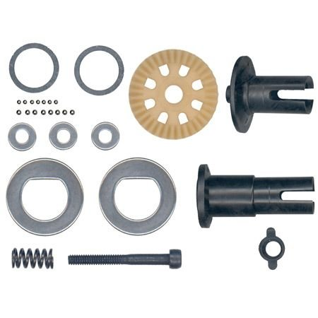 Associated Complete Differential - Team Associated 21024 18T Complete Differential Kit