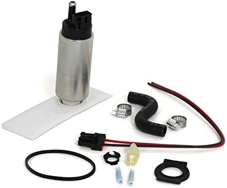 BBK Performance 1527 155 LPH Direct Fit Replacement High Flow In-Tank Fuel Pump Kit for Ford Mustang