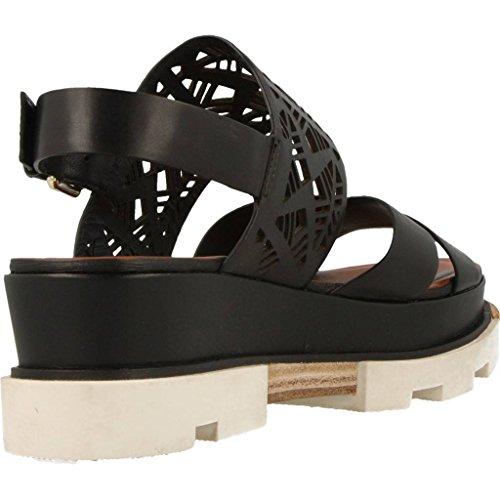 Sandalias Elvio Mujer 72320 Color nero Zanon Y Modelo Negro Para Negro Marca Chanclas Zanon Mujer nrfrxw0v1q