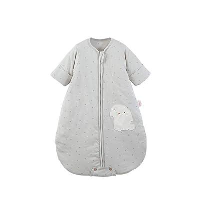Bella Saco De Dormir Baby, Blanco Acolchado En Forma De Calabaza De Otoño E Invierno