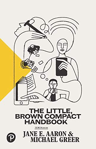 Little, Brown Compact Handbook,