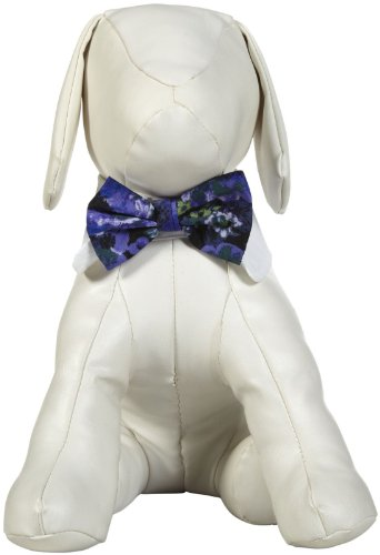 M. Isaac Mizrahi Floral Dot Collection Bowtie, Small