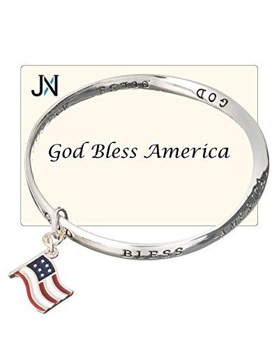 American Bracelet Inspirational Jewelry Nexus product image