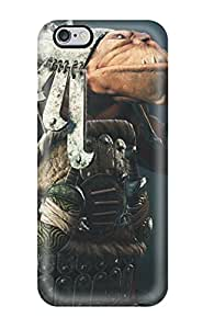 Slim Fit Tpu Protector Shock Absorbent Bumper Warrior Case For Iphone 6 Plus