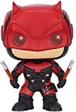 Funko Pop Marvel: Daredevil TV-Daredevil Red Suit Action Figure