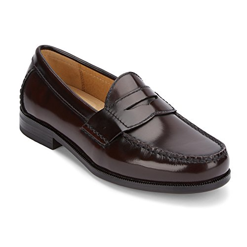 Cordovan Penny Loafer (G.H. Bass & Co. Men's Carrington Penny Loafer,Cordovan Leather,US 11 W)
