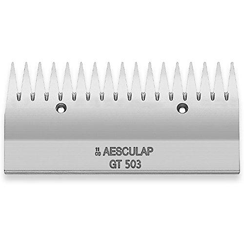 Aesculap Accessoires de rasage Peigne Aesculap GT 503 Panneau supé rieur 17Z