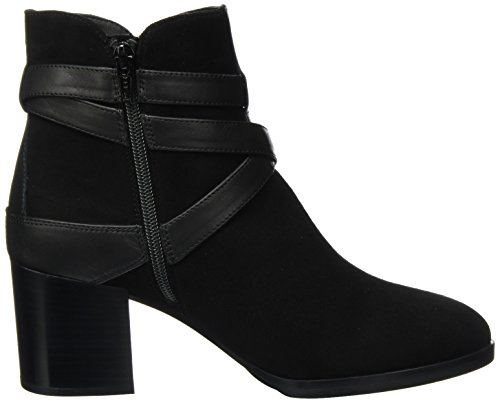 black Bottes Noir ri Femme Micael ks Unisa wq17q