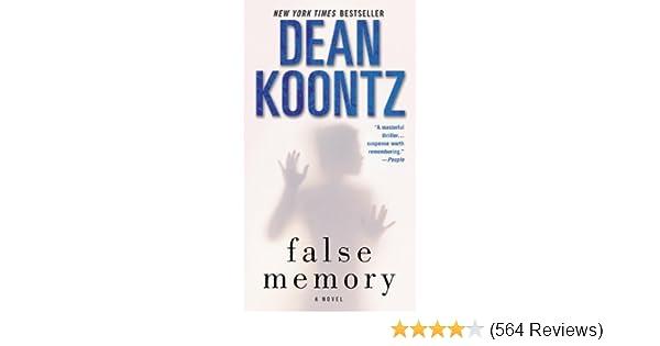 False memory a novel kindle edition by dean koontz mystery false memory a novel kindle edition by dean koontz mystery thriller suspense kindle ebooks amazon fandeluxe Gallery