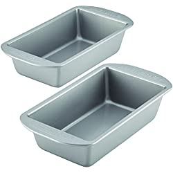 Farberware Nonstick Loaf Pan Set, 2-Piece