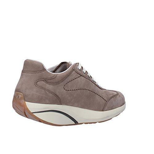 MBT Sneakers Damen Nubuk (37 EU, Beige)