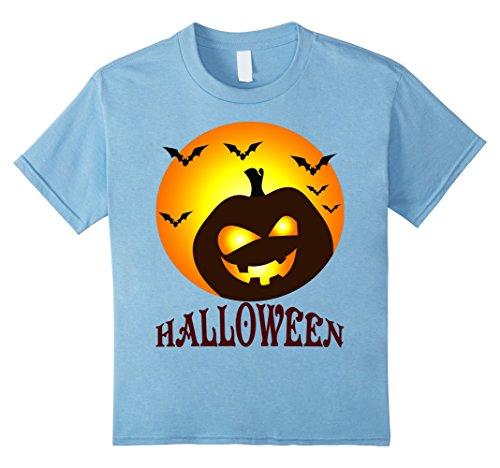 Kids Halloween kids shirts, Haloween t shirt gifts 6 Baby (The Haloween)