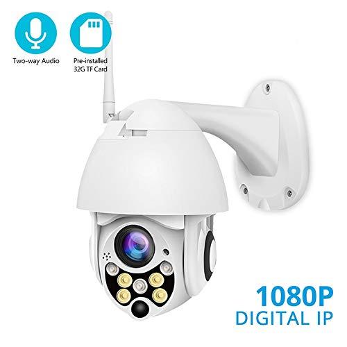 Camaras De Vigilancia 1080P 720P Ptz IP Cámara Exterior ...