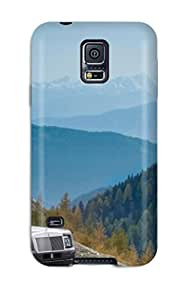 Series Skin Case Cover For Galaxy S5(rolls Royce Image)