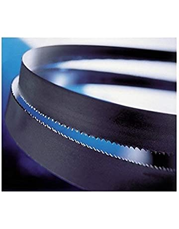 Krino 25010133503 BI Hoja de acero AISI M42 para sierra a banda, 1335 mm,
