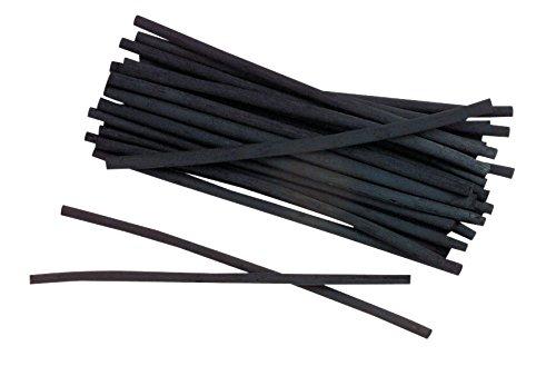 Jack Richeson Extra Soft Thin Vine Charcoal Stick, 1/8 X 6 i