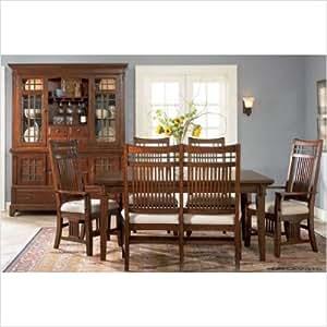 Amazon Com Broyhill Vantana 5 Piece Dining Set Table