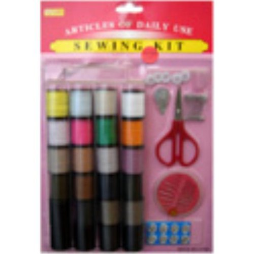 DDI 678608 Sewing Kit Case Of 72 by DDI